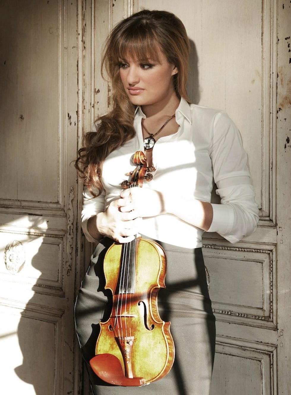 A Scottish Violinist Tells Us About Edinburgh's Music and Nightlife Scenes