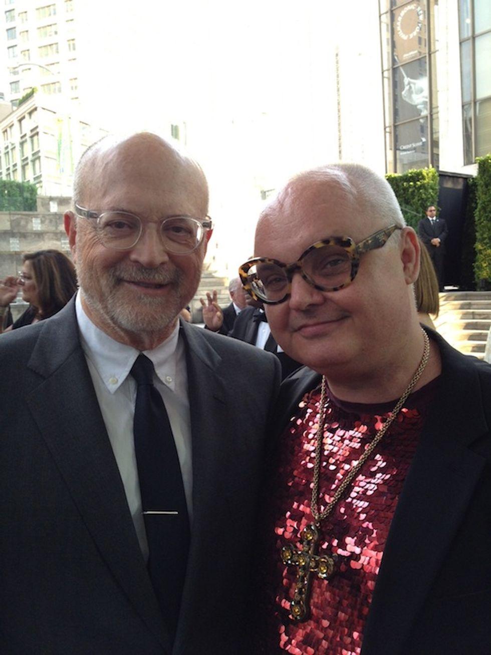 Mr. Mickey's CFDA Awards Photo Album