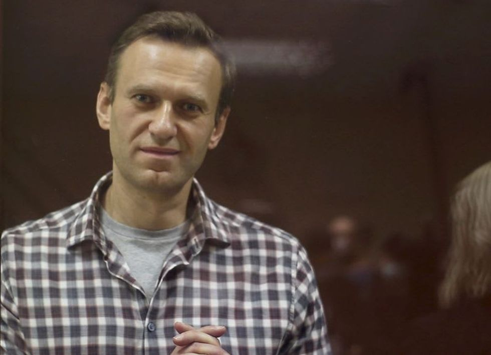 Only 'language of power' and sanctions can free Navalny, ally says