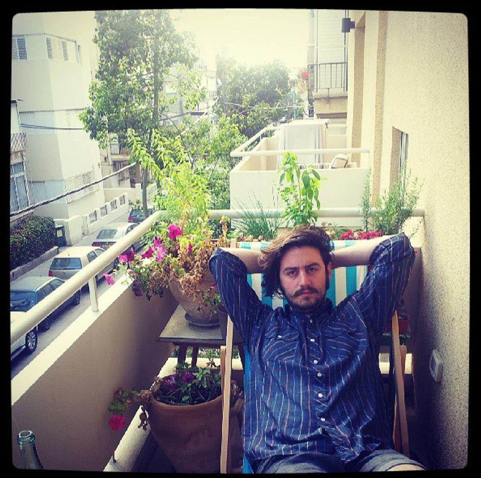 An Israeli Rocker Tells Us About Tel Aviv's Underground Music and Nightlife