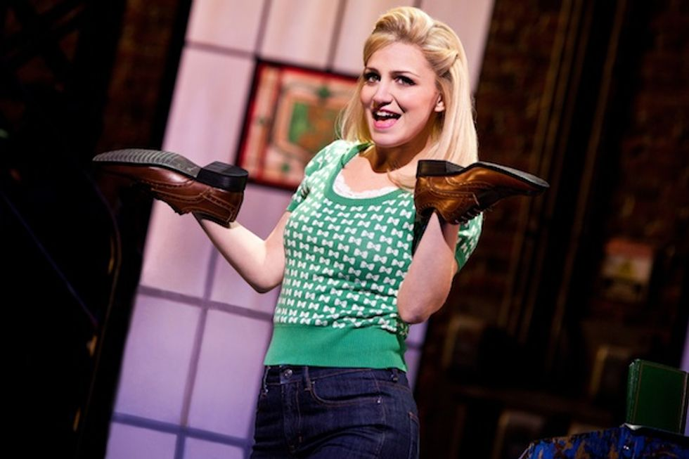 Meet Tony Award-Nominee, Kinky Boots Star Annaleigh Ashford