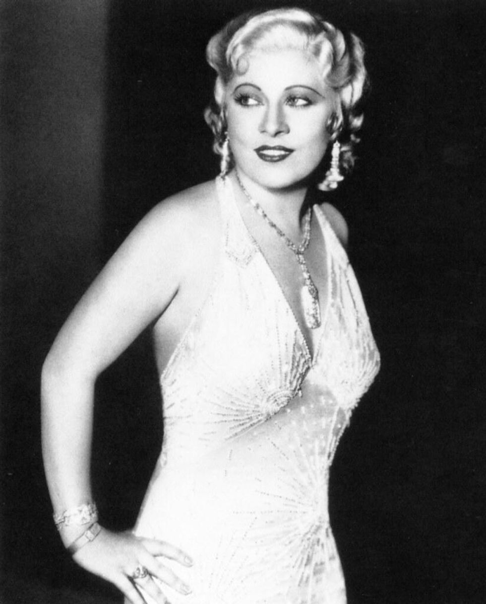 Mae West | Classic Film Scans | kate gabrielle | Flickr