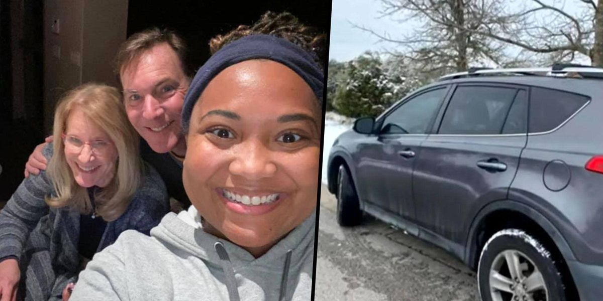 Couple Take In Delivery Woman For 5 Days After She Was Left Stranded in Texas Storm