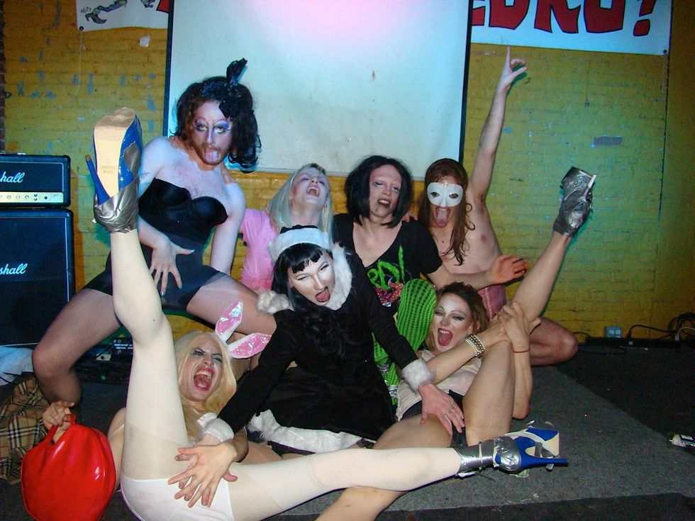 Scenes from the One Year Anniversary of Bath Salts, the Bushwick Drag Party