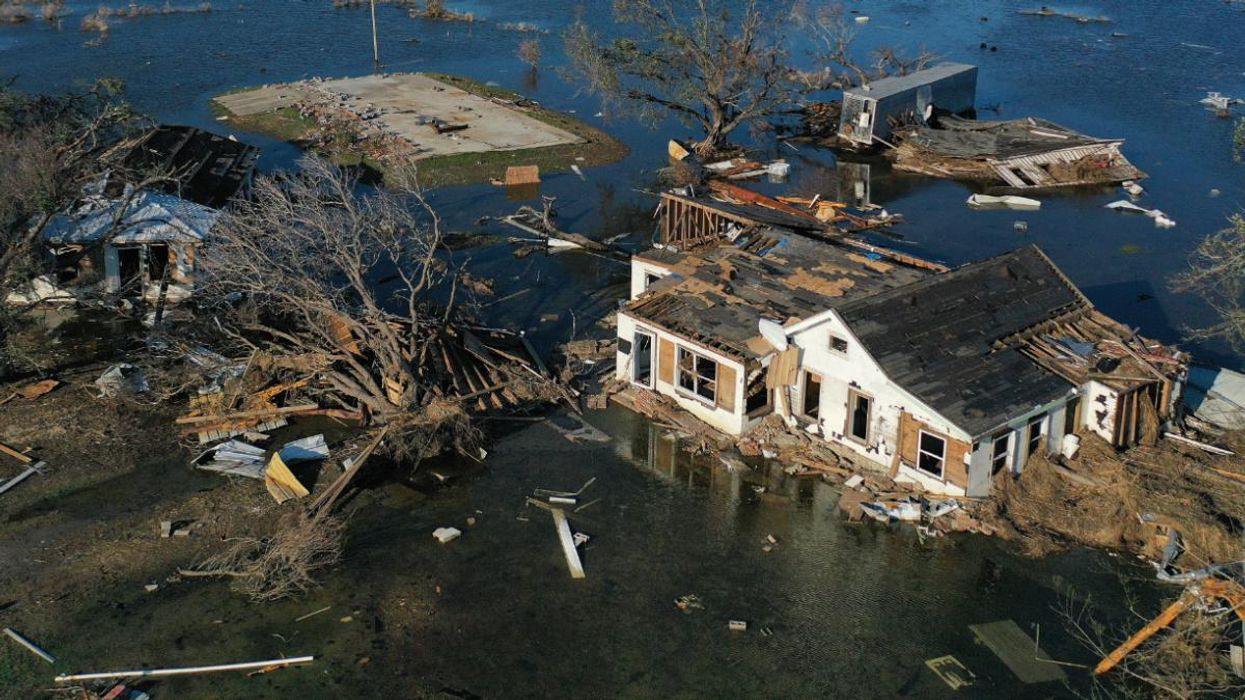 Louisiana Hurricanes Started 'Vicious Cycle' of Homelessness