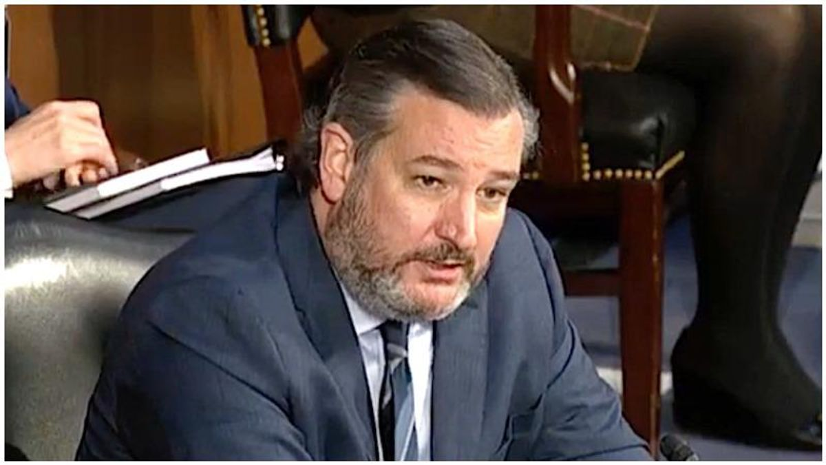 'Despicable hypocrite': Ted Cruz blasted for using Merrick Garland hearing to lash out at Obama's DOJ