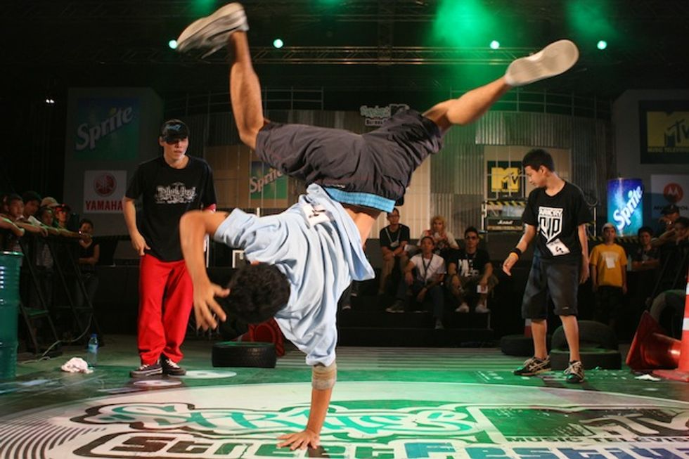 The Apollo Theater Will Be Hosting An International Break Dancing Convention
