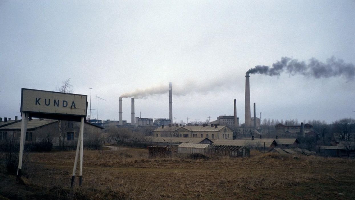 'Global Dimming' Was Caused by Human Pollution, Study Confirms
