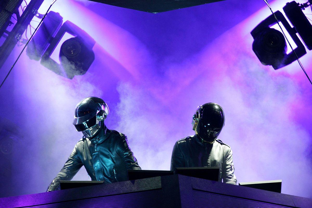Daft Punk Announce Break-Up