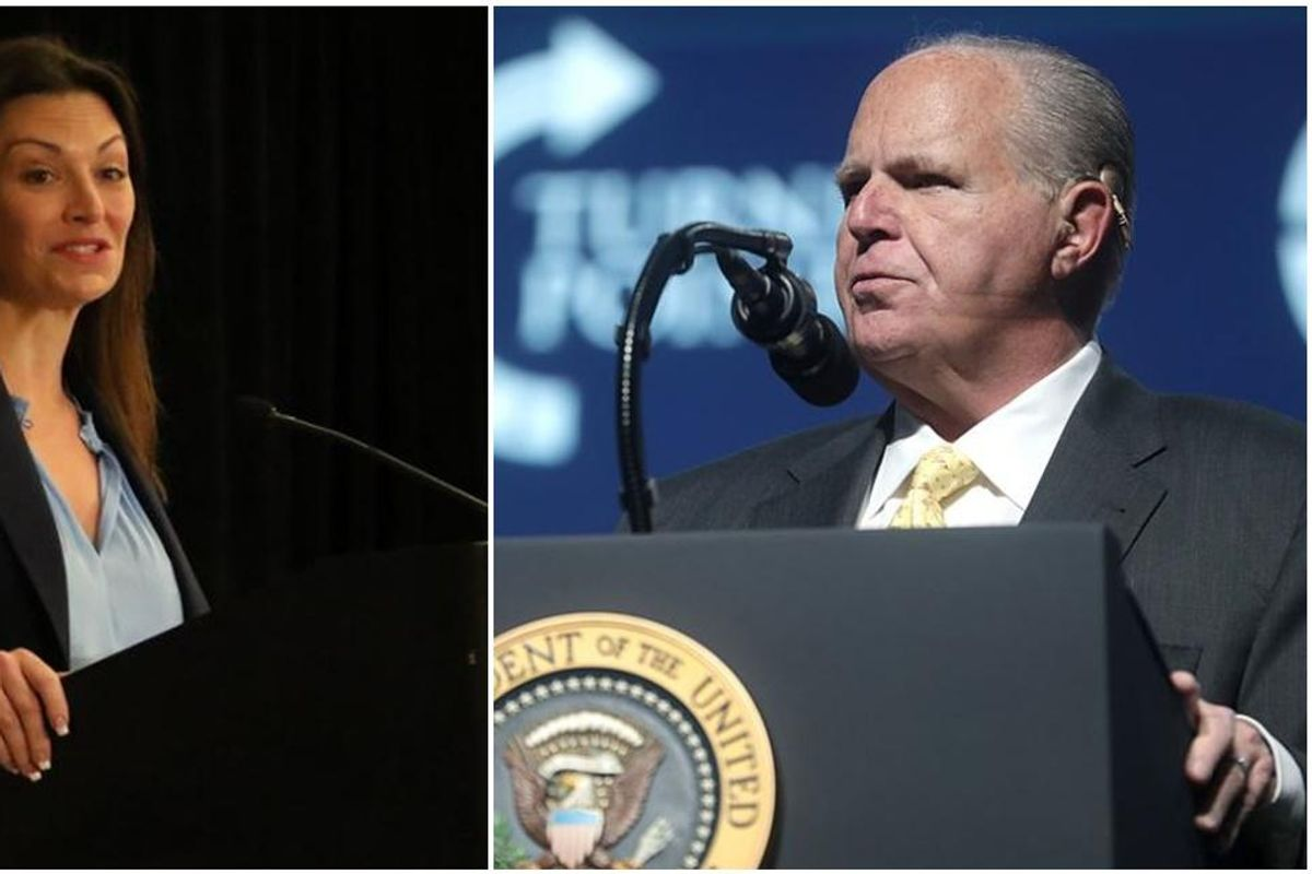 Florida commissioner rejects governor's order to fly flags at half-staff for Rush Limbaugh