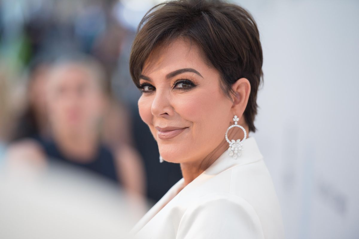 Kris Jenner Is Reportedly Starting Her Own Beauty Brand