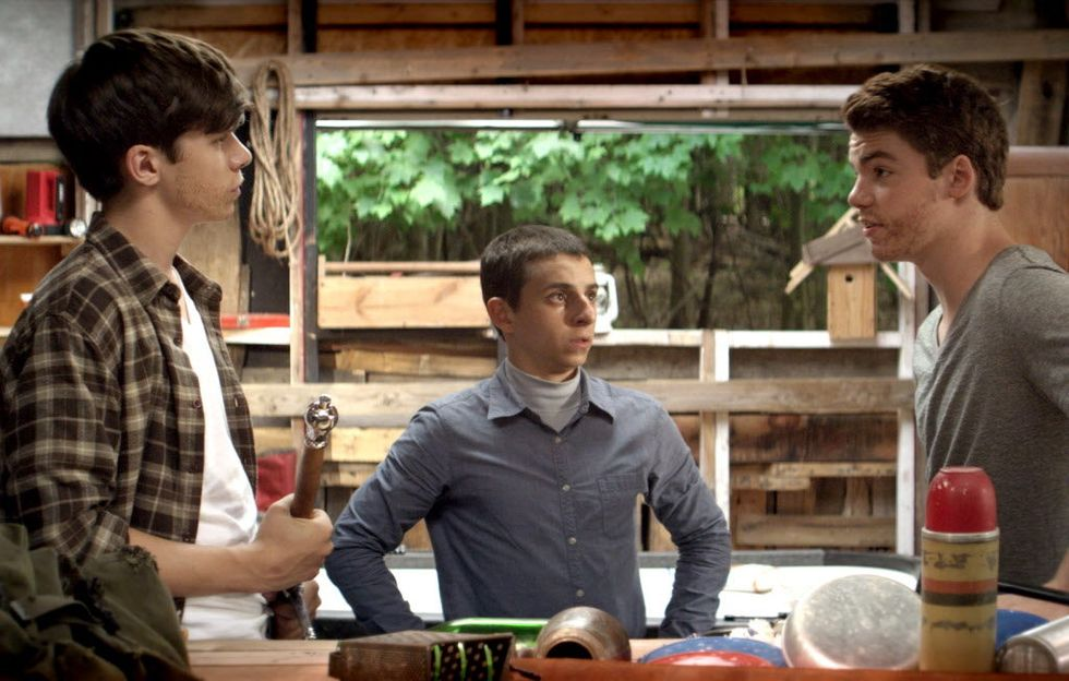 The Kings of Summer's Moisés Arias on Retirement-Home Living and Wearing Women's Shorts