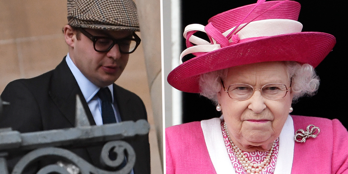 The Queen's Cousin Jailed for Attack on Sleeping Woman at His Scottish Castle