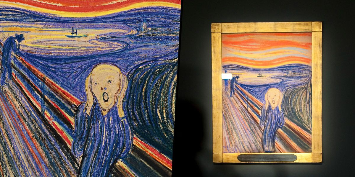 The Hidden Message on Edvard Munch's 'The Scream' Has Been Solved