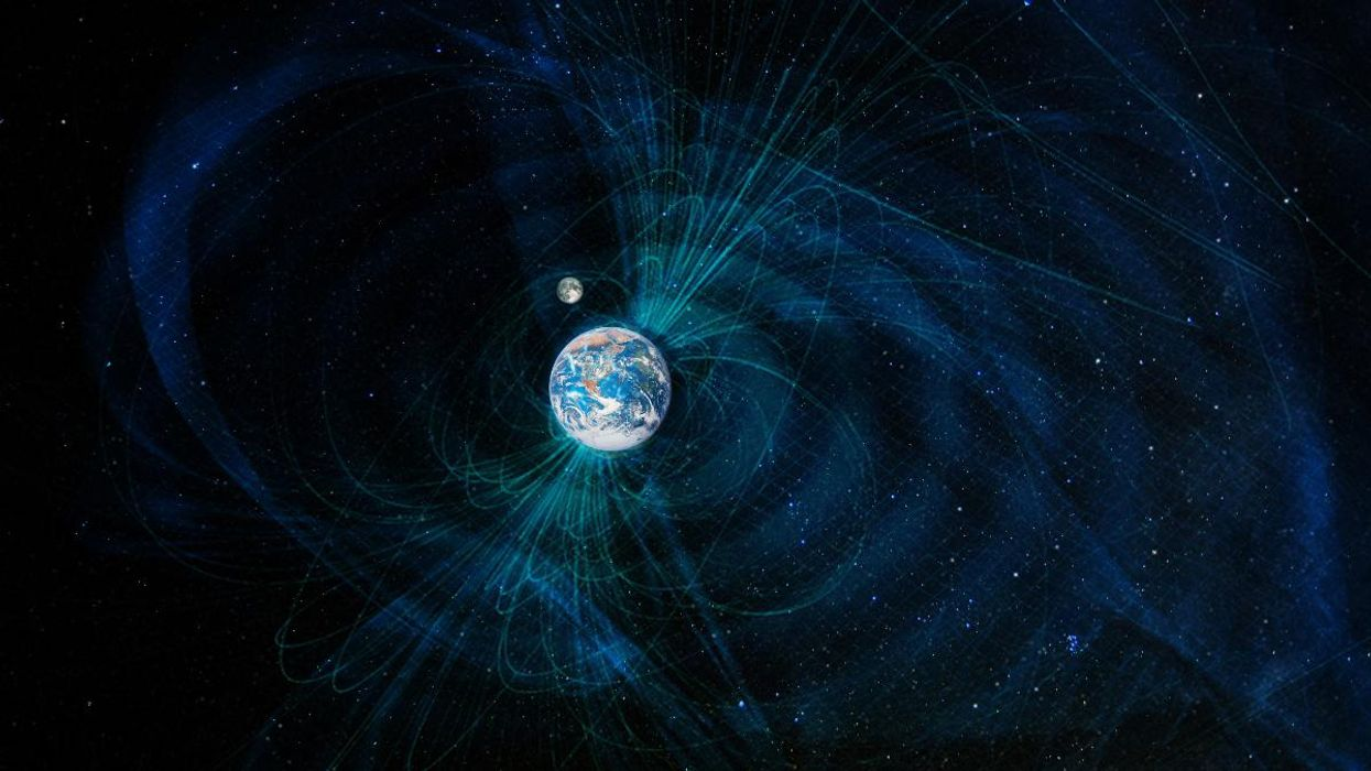 Earth's Magnetic Field Broke Down 42,000 Years Ago, Causing Massive and Sudden Climate Change