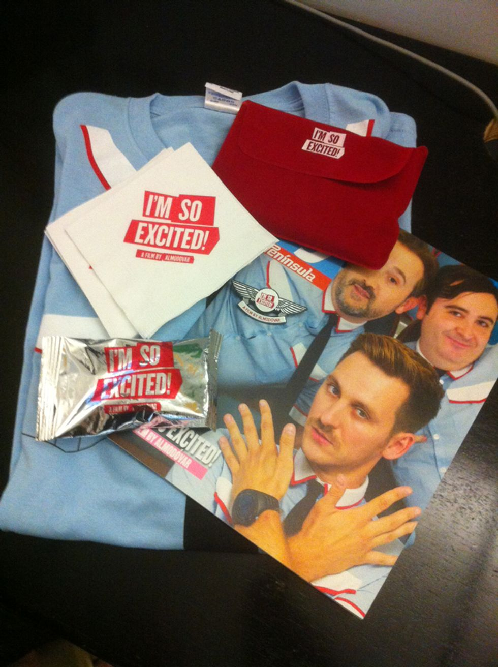 Win I'm So Excited Almodovar Loot in Papermag's Twitter Giveaway