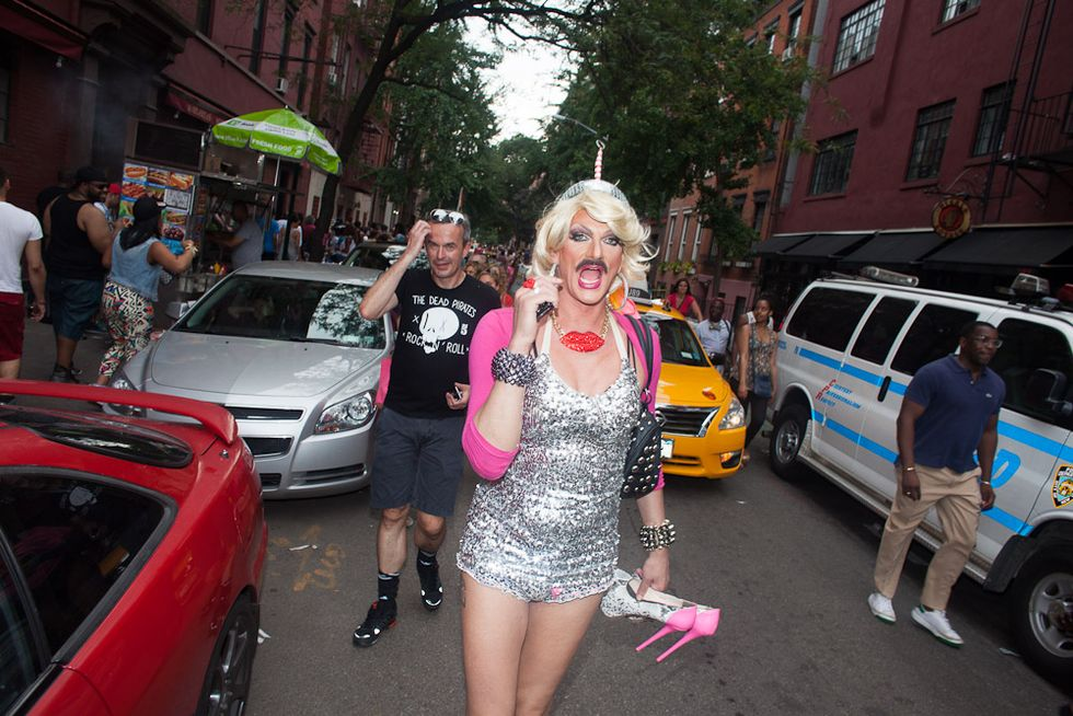 Scenes from NYC's 2013 Pride Celebration