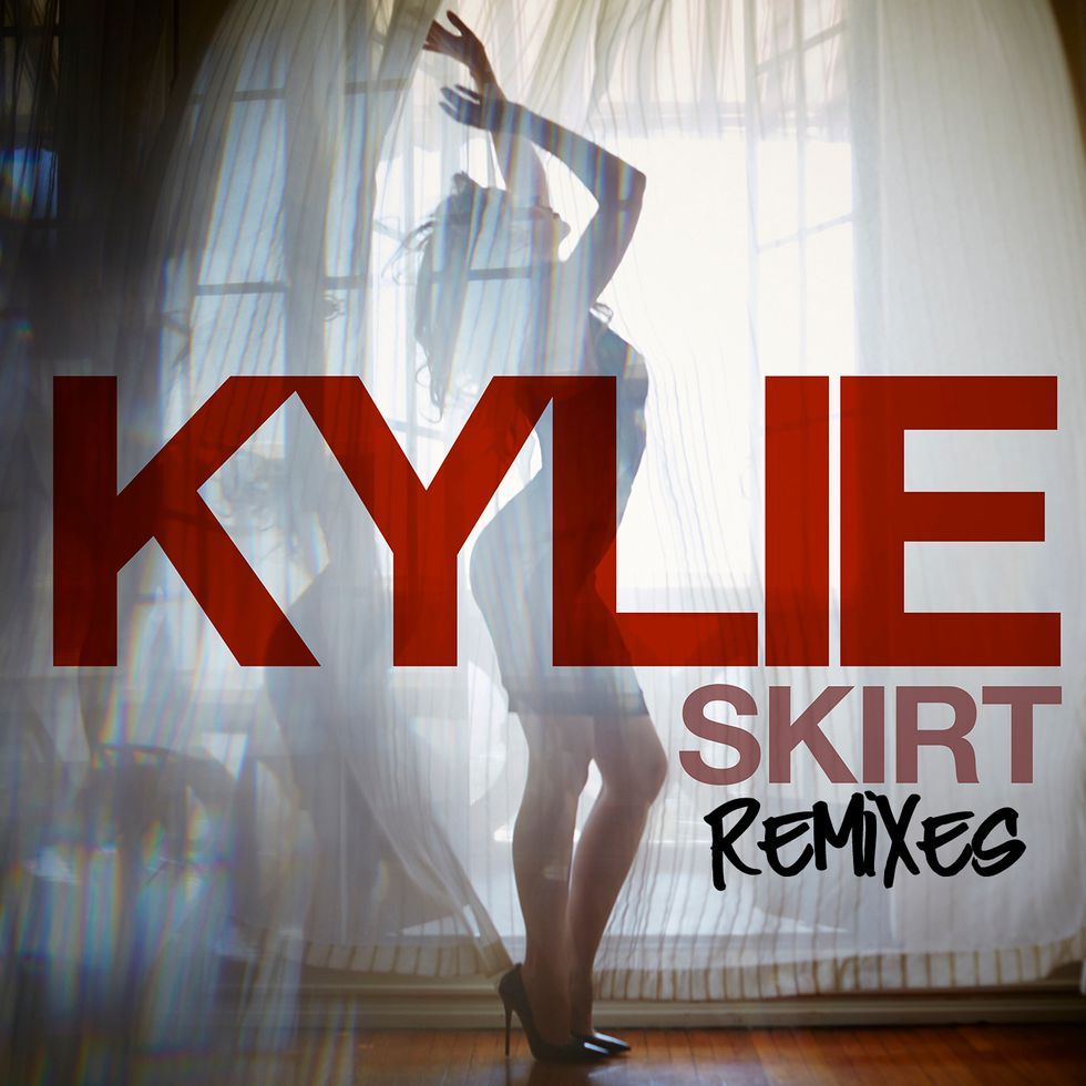 """Keep the Weekend Going with Kylie Minogue's """"Skirt (Cut Snake Remix)"""""""