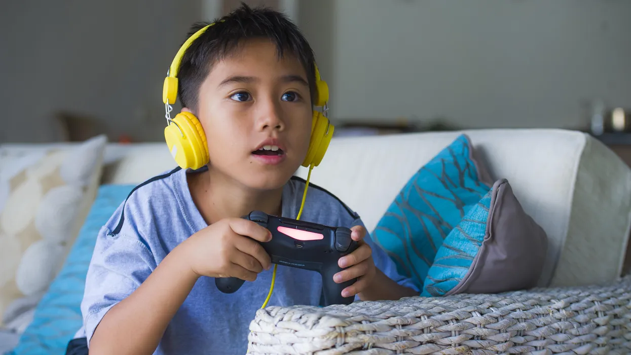 Could playing video games be linked to lower depression rates in kids?