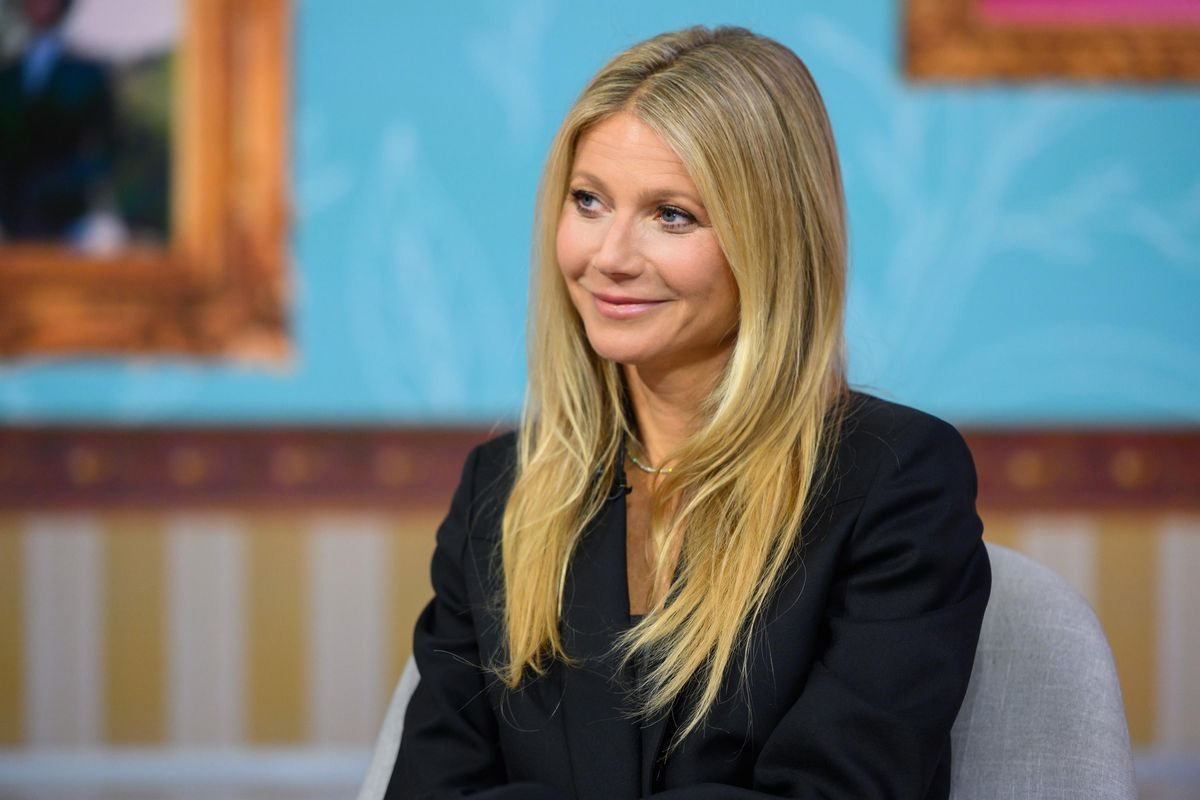 Gwyneth Paltrow Mocked For Suggesting She Popularized Face Masks