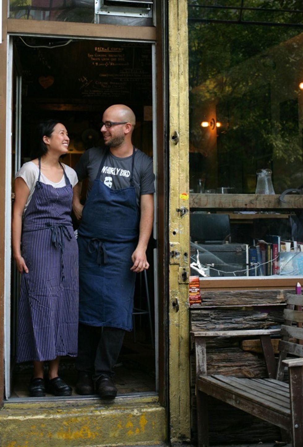 José Ramirez-Ruiz and Pam Yung on Their New BYOB Pop-up, Chez José