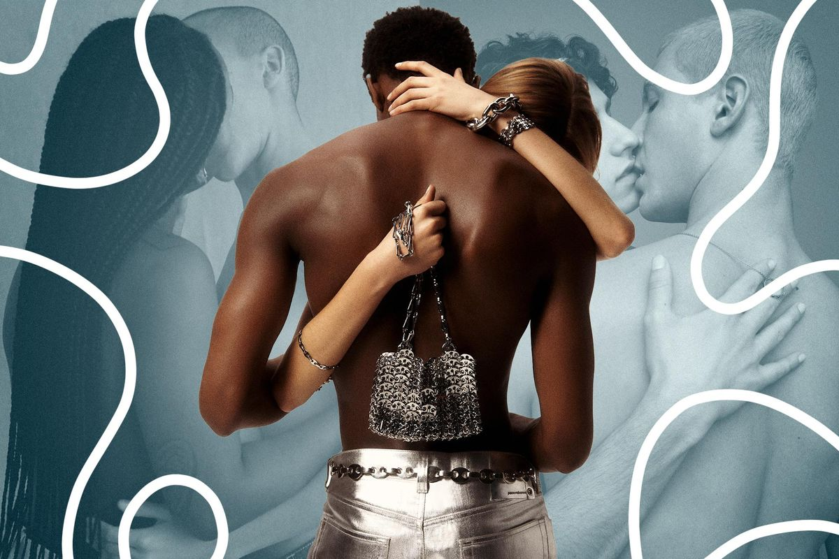 Why Are Horny Couples All Over Fashion Campaigns Lately?