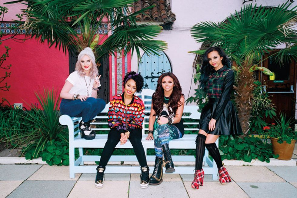 Little Mix Are Headed in the Right Direction