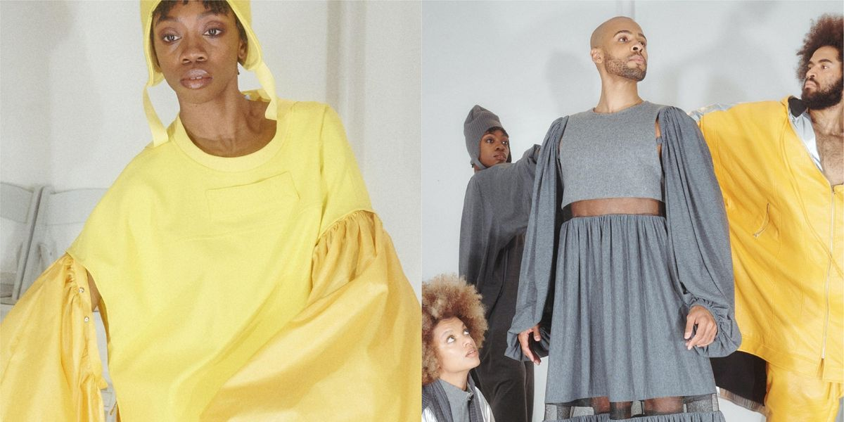 The Rising Unisex Label Who Brought Black Joy to Fashion Week