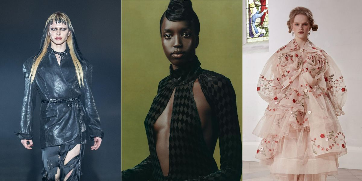 The Biggest Bright Spots From a Gender-Fluid London Fashion Week
