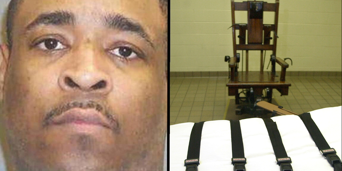 Virginia Death Row Inmate To Escape Execution For Gruesome Crimes