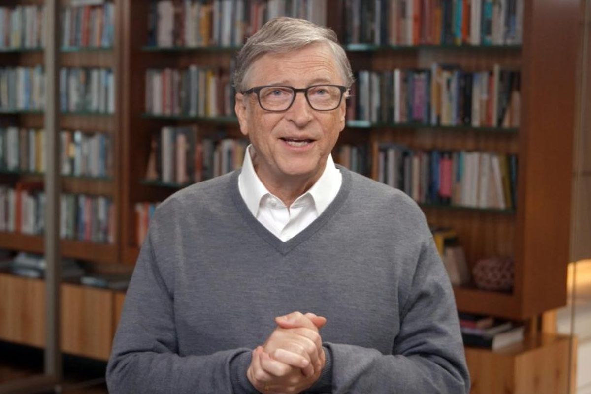 Conspiracy Theorists Now Absurdly Claim Bill Gates Is Trying To Block Out The Sun To Trigger 'Global Cooling'