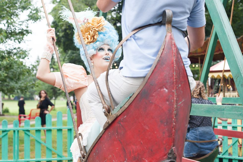 Fete Paradiso Opens on Governors Island
