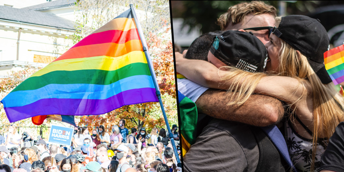 Americans Are Identifying as LGBTQ More Than Ever, Poll Finds