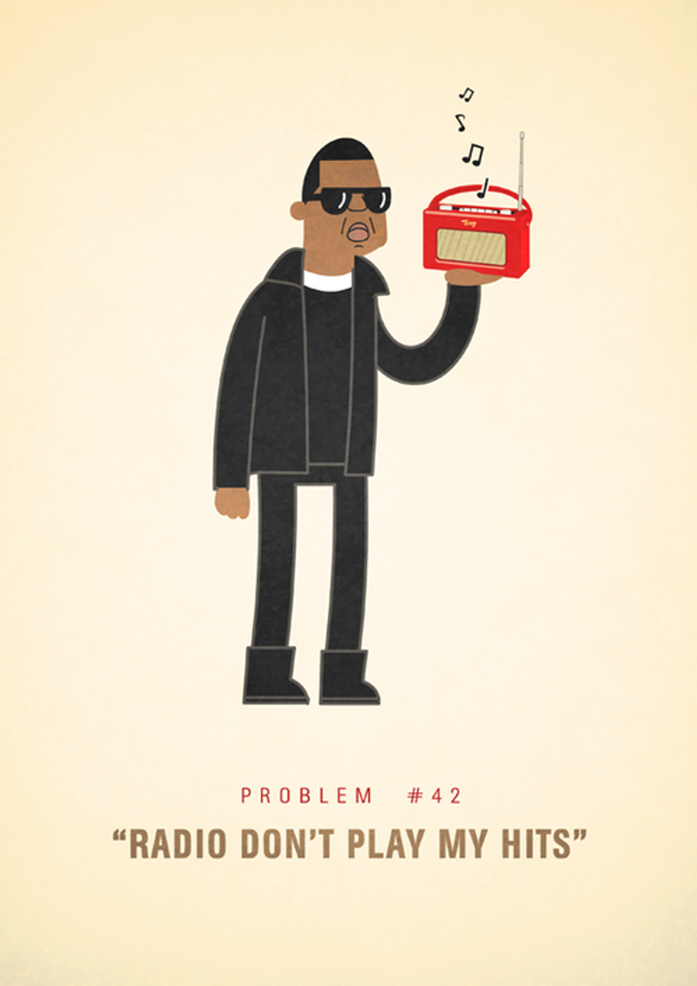 This Tumblr Illustrates All 99 of Jay-Z's Problems