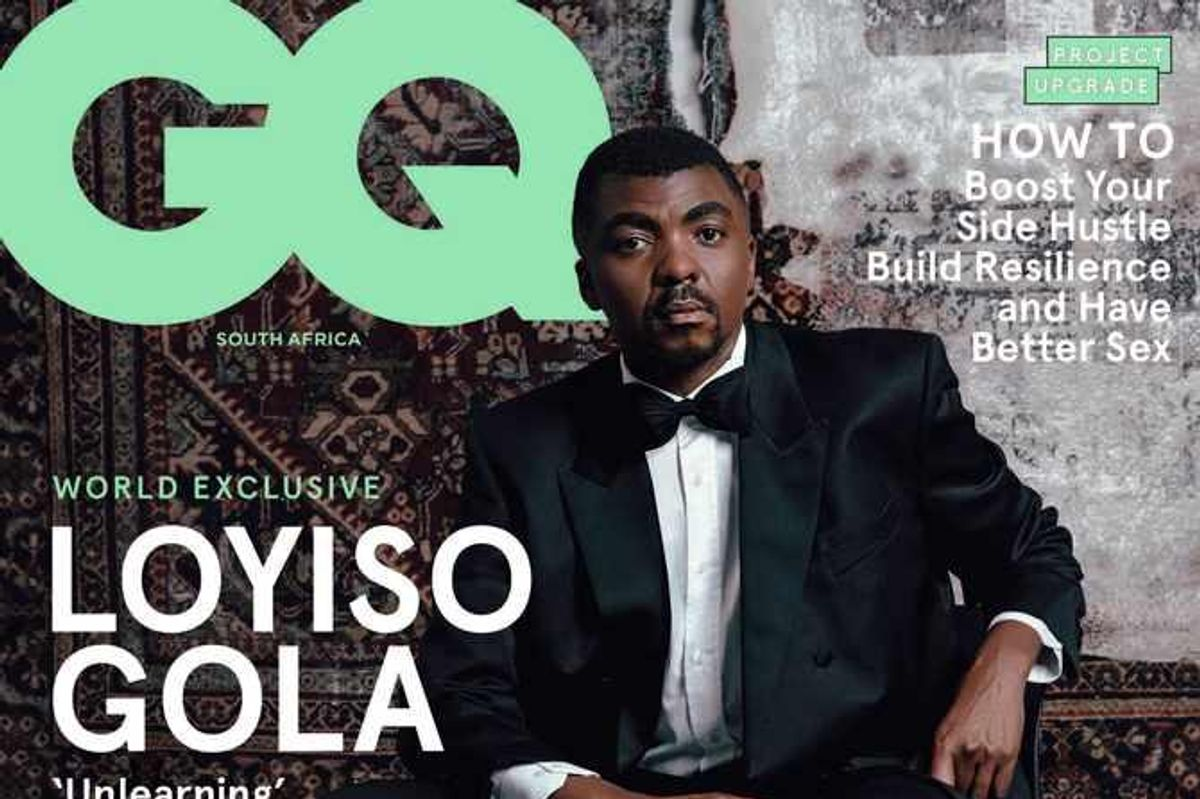 Loyiso Gola Details His Upcoming Netflix Special in New Interview