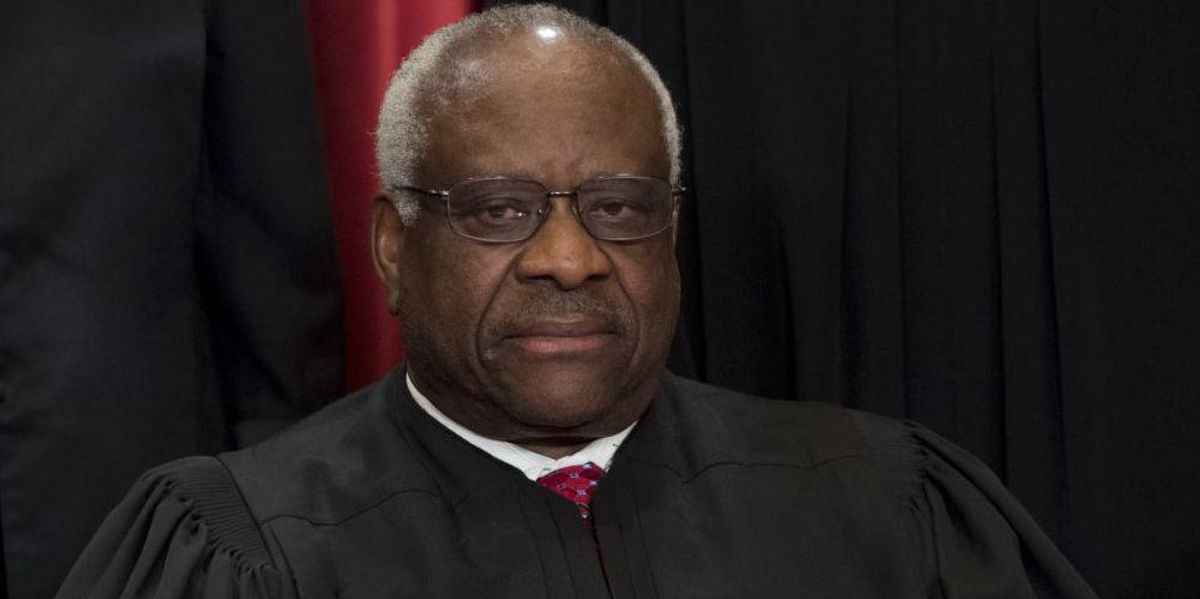 Opponents attack wife of Clarence Thomas over his dissent bashing decision to not hear critical election case
