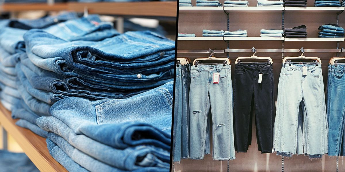 Store Is in Hot Water With Moms Over 'Awful' Name of $55 Jeans