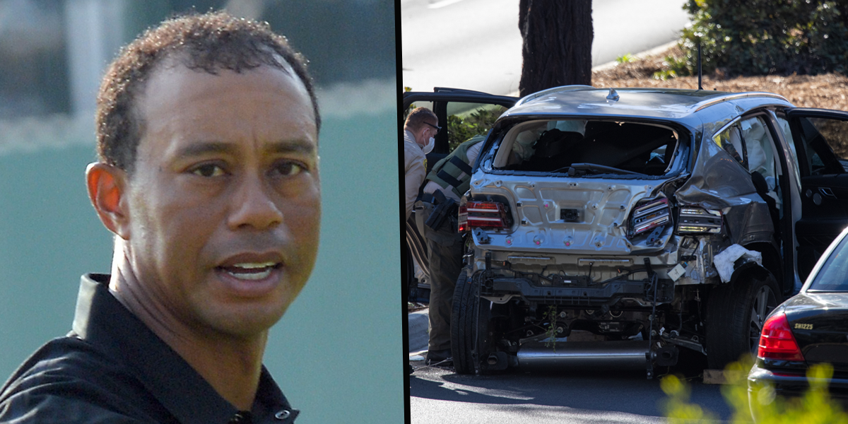 Tiger Woods Gets Rod, Screws, and Pins To Repair Badly Damaged Leg, Doctors Say