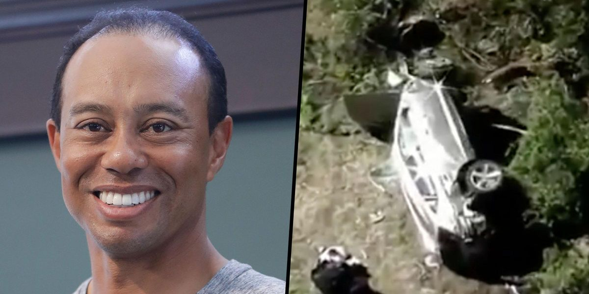 Tiger Woods Was Unaware of How 'Gravely' He Was Injured After Car Crash, Officer Says