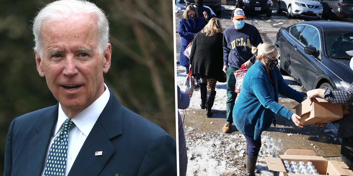 Conspiracy Theory Claims That Joe Biden Cut the Power in Texas