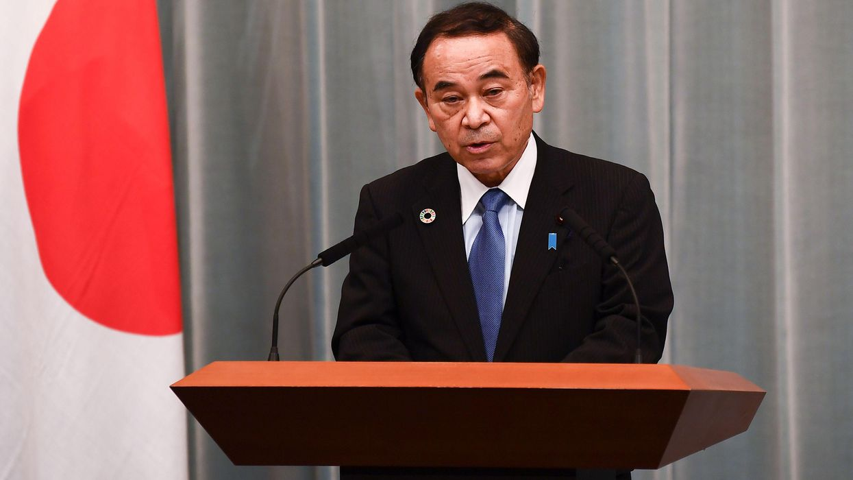 Japanese government appoints new  Minister of Loneliness