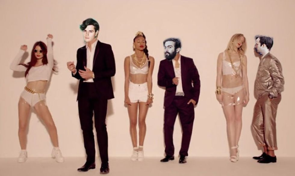 "Vampire Weekend Made a ""Blurred Lines"" Cover"