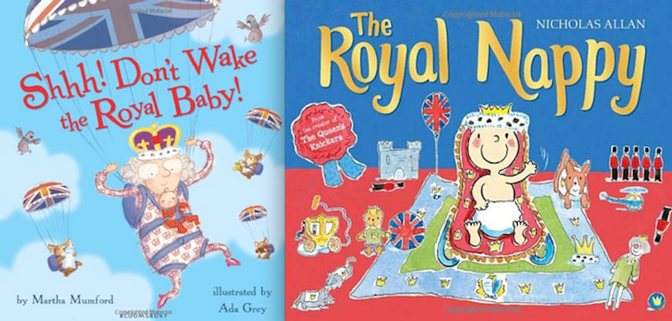 The Weirdest Royal Baby Memorabilia From Etsy, eBay and Beyond