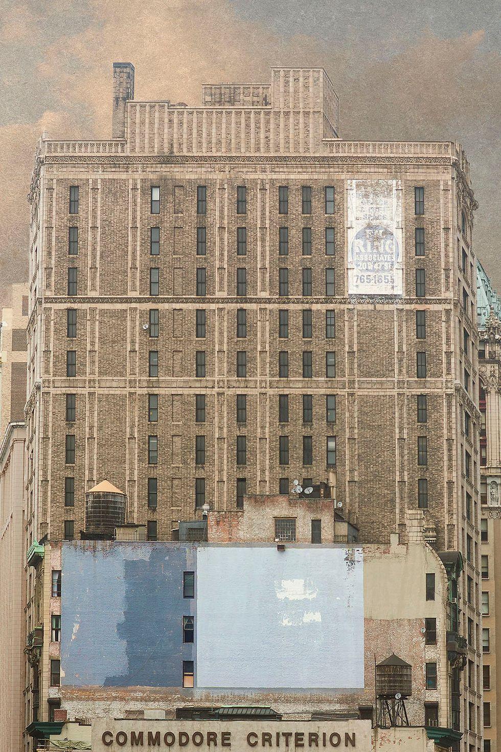 Photographer Marc Yankus Captures New York's Obscure, Beautiful Buildings