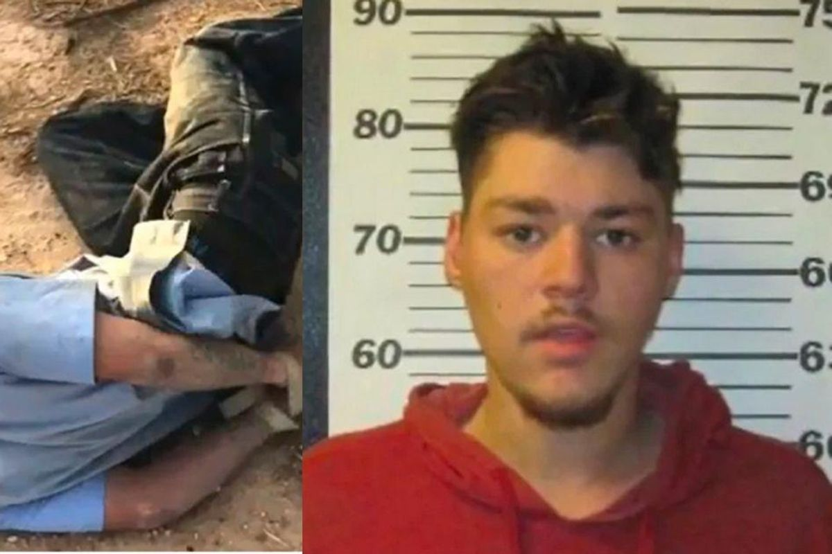 Arizona Man Arrested After Allegedly Faking His Own Kidnapping To Avoid Going To Work