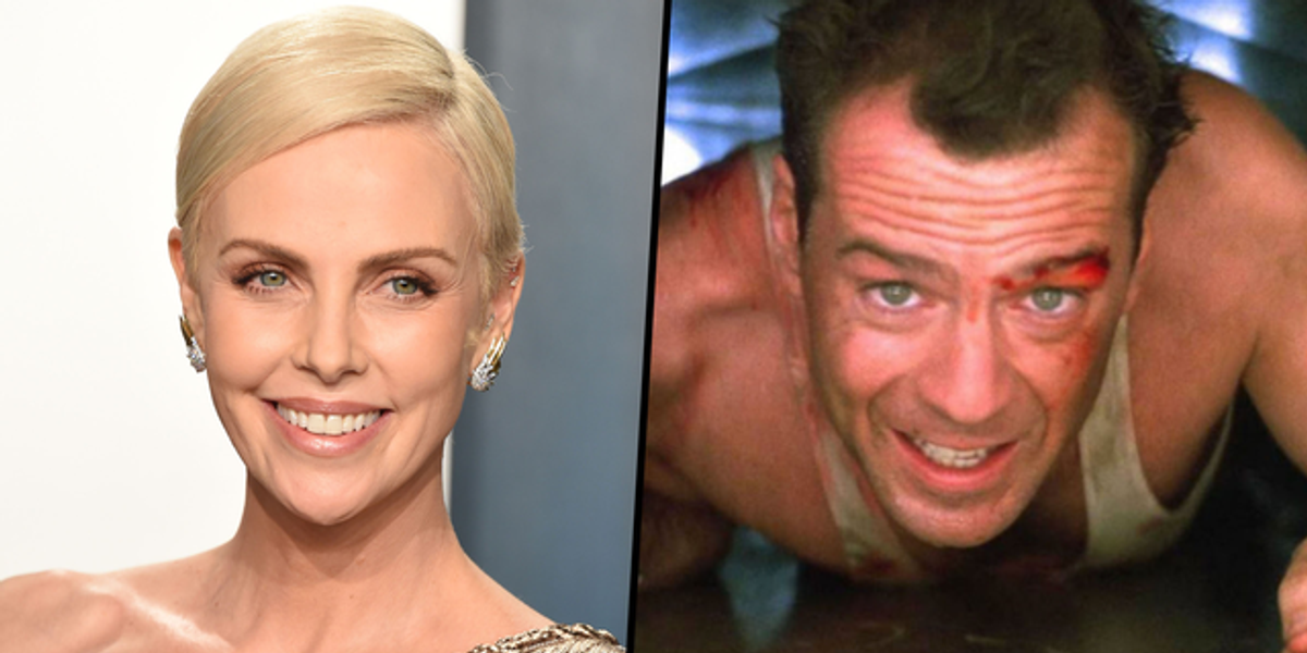 Charlize Theron Wants To Replace Bruce Willis as the Lead in a 'Lesbian Remake of Die Hard'