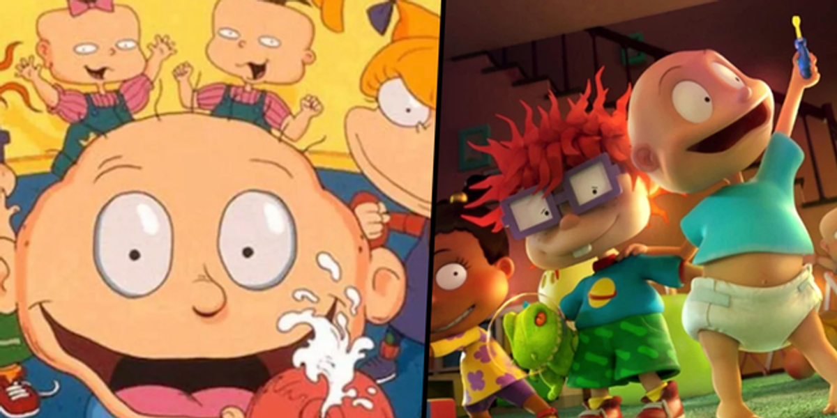 First Look at the 'Rugrats' Reboot Has Divided Fans