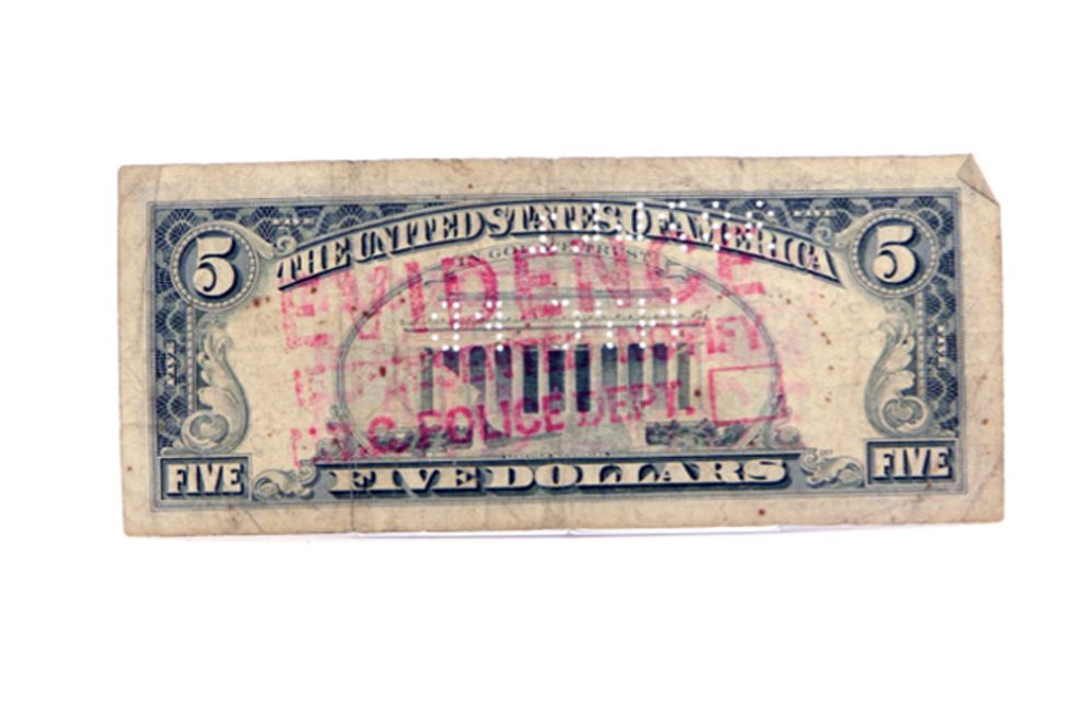 The World's Smallest Museum Displays a Rare Collection of Mutilated Money