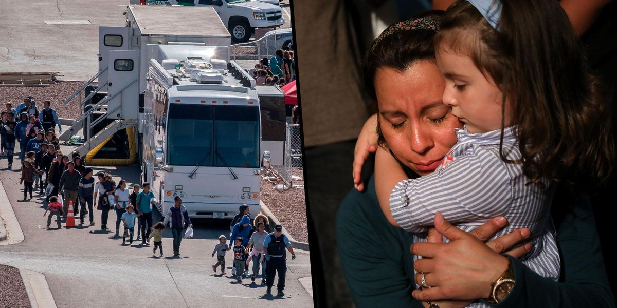 105 Parents of Separated Migrant Children Found in Biden's First Month in Office