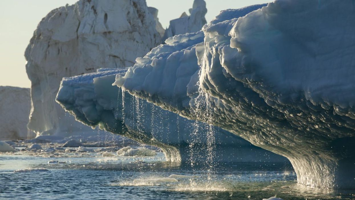 Melting Ice Sheets Could Hasten Ocean Current's Collapse